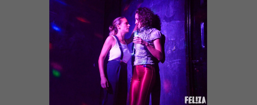 Si solo pudiera no olvidarme de nada / Teatra Erótica Lésbica
