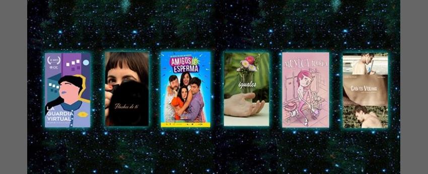 Agosto en el Ciclo de Cine Queer Artivista Irix #Gratis