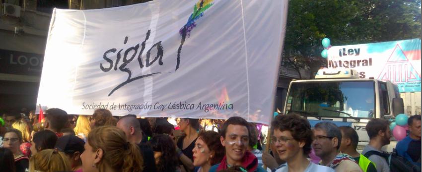 Sociedad de Integración Gay Lésbica Arge