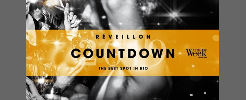 Réveillon The Week - Countdown 2019