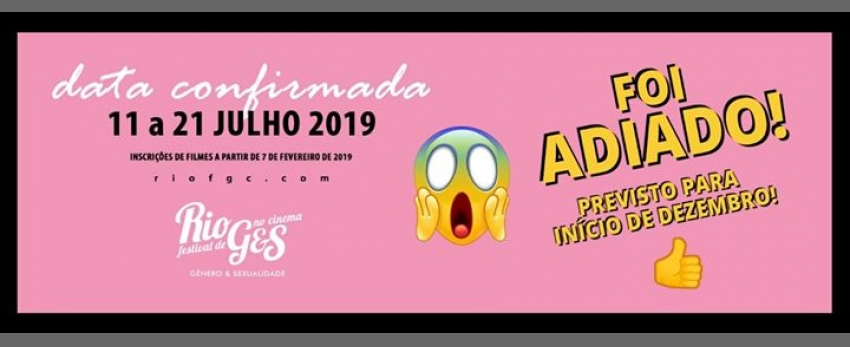 Rio Festival de Gênero & Sexualidade no Cinema 2019