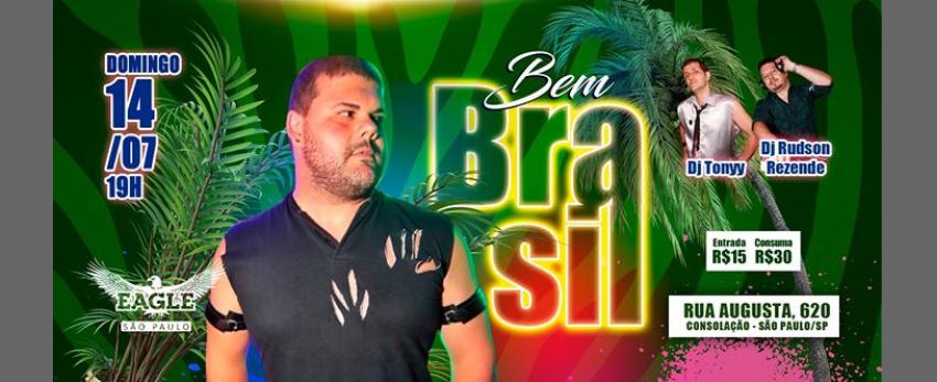 Bem Brasil | Domingo, 14/07 às 19h