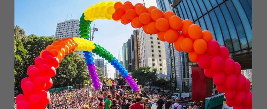 24ª Parada do Orgulho LGBT de SP em 2020 - Evento Oficial