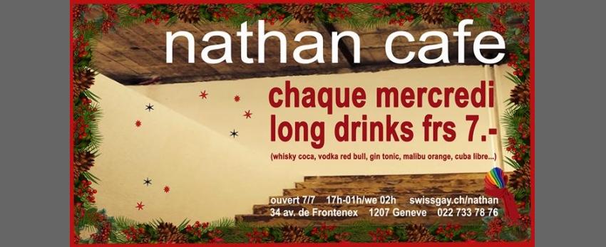 Les mercredis du Nathan Café Genève
