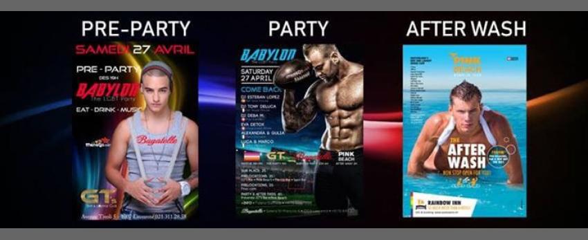 Babylon Party - Come Back