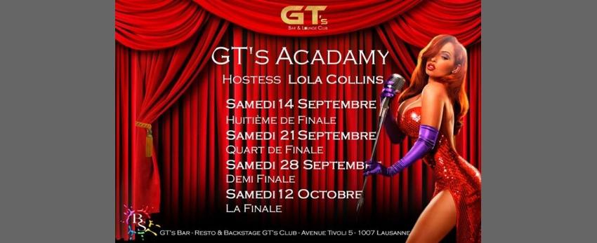Huitième de Finale GT's Academy
