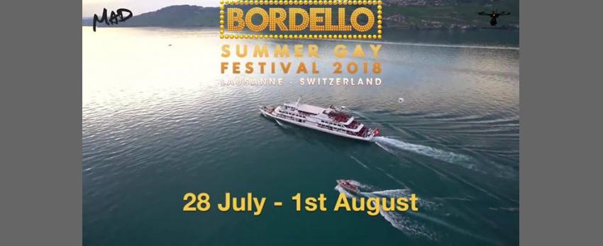 BORDELLO Summer Gay Festival 2018