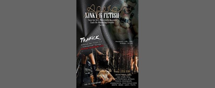 Apéro Kinky & Fétish BDSM for All