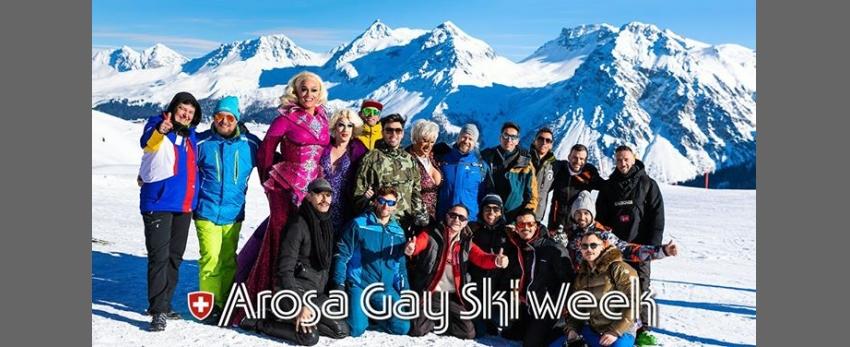 Arosa Gay Ski Week 2020