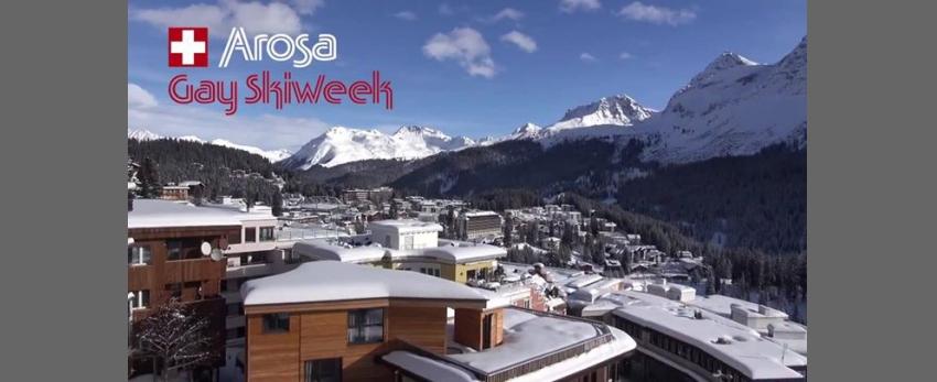 Arosa Gay Ski Week :: 15th Edition