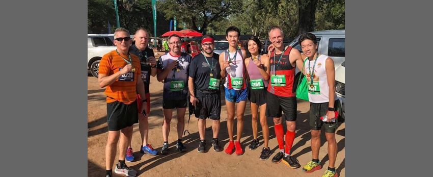OutRunners Hong Kong, Angkor Wat 1/2 Marathon & 10K 2019