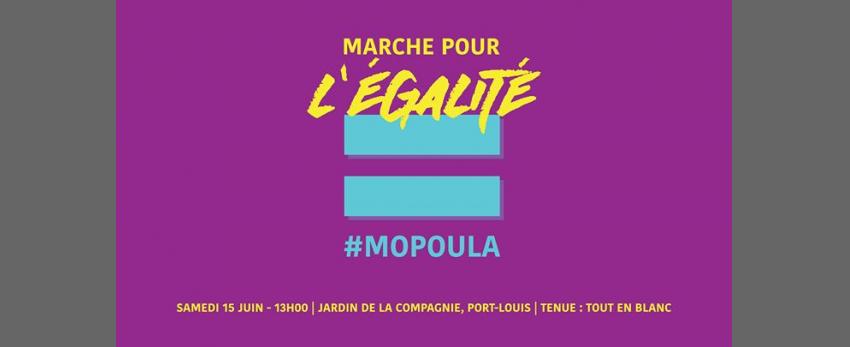 Marche pour l'égalité