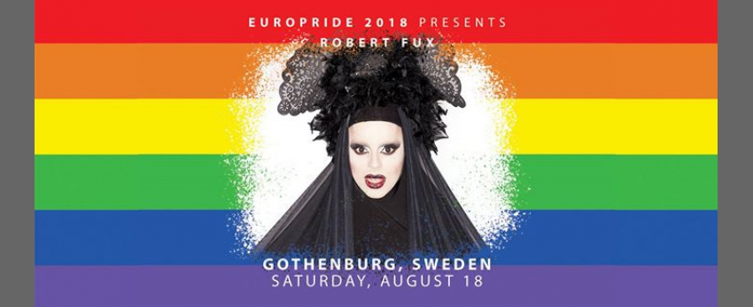Official EuroPride 2018 Closing Ceremony in Gothenburg