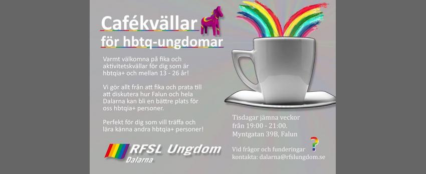 Hbtqia+ Café