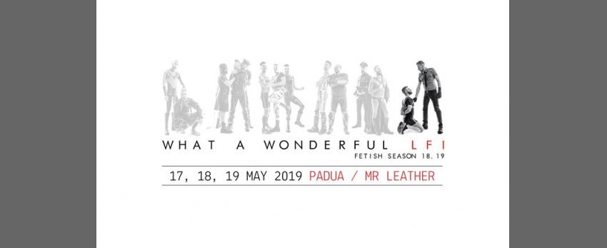 Mr. Leather Italia 19 - Padua