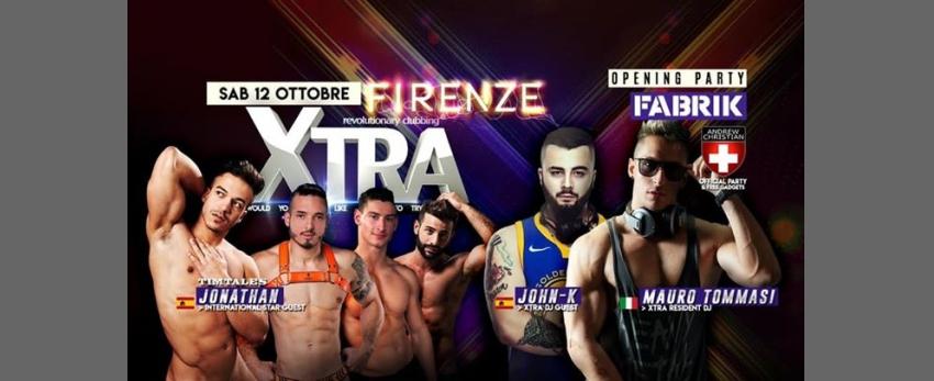 Liste Aperte! Sabato XTRA Opening Firenze Fabrik, 2 hotel