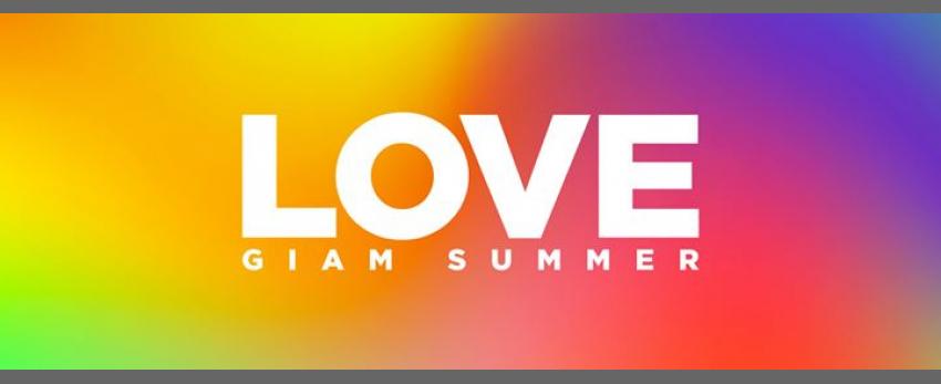 GIAM Summer | Programmazione dal 15 Giugno al 14 Settembre