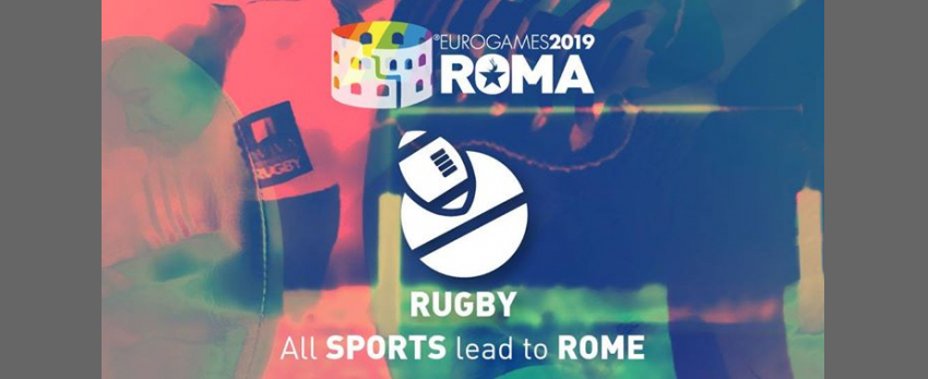 Roma Eurogames 2019 - Rugby Tournament