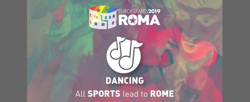 Roma Eurogames 2019 - Dancing Tournament