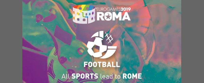 Roma Eurogames 2019 - Football A11 Tournament