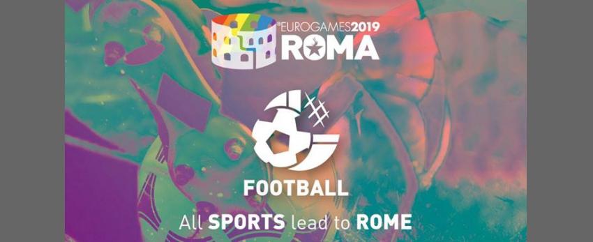 Roma Eurogames 2019 - Football A5 Tournament