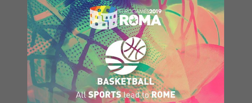 Roma Eurogames 2019 - Basketball Tournament