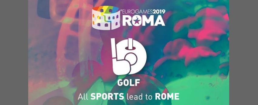 Roma Eurogames 2019 - Golf Tournament