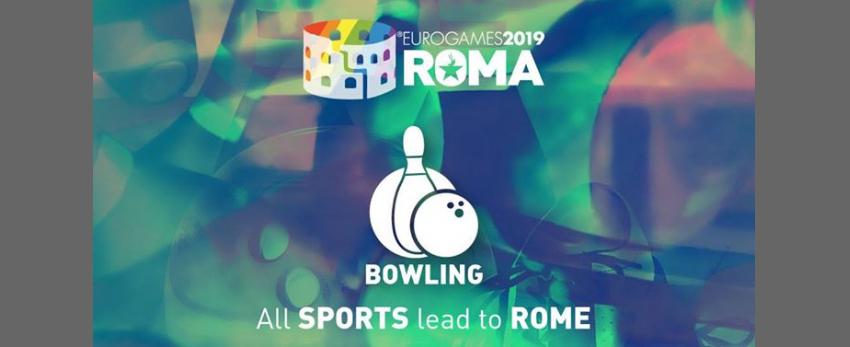 Roma Eurogames 2019 - Bowling Tournament