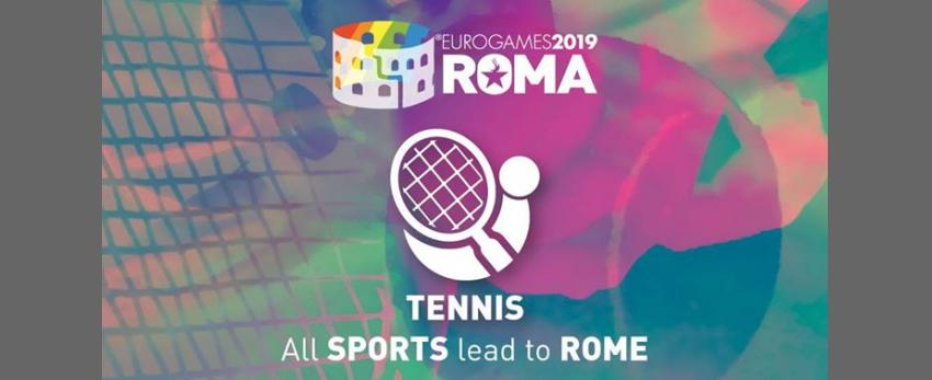 Roma Eurogames 2019 - Tennis Tournament