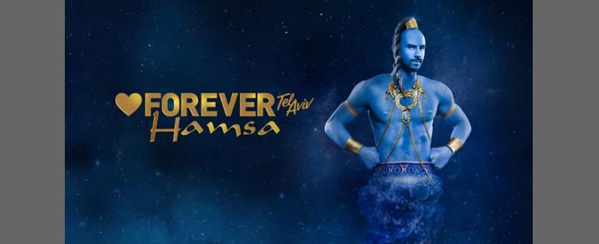 Forever PRIDE 2019 HAMSA