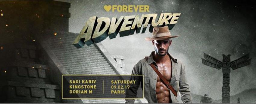 Forever Adventure II Paris