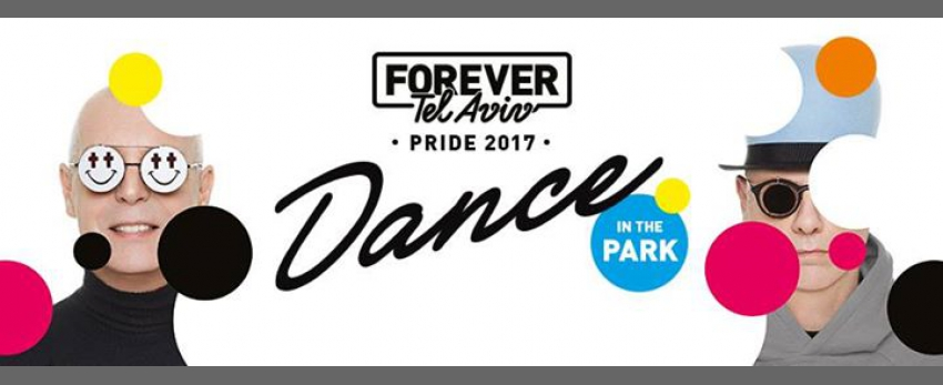 Forever Pride 2017 PET SHOP BOYS Park Hayarkon