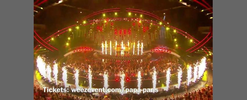 Papa TOY Paris - With Netta & Eliad Cohen - At Salle Wagram