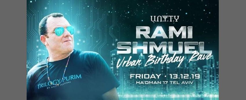Hanukkah Winter Session: Rami Shmuel Urban B-Day Rave
