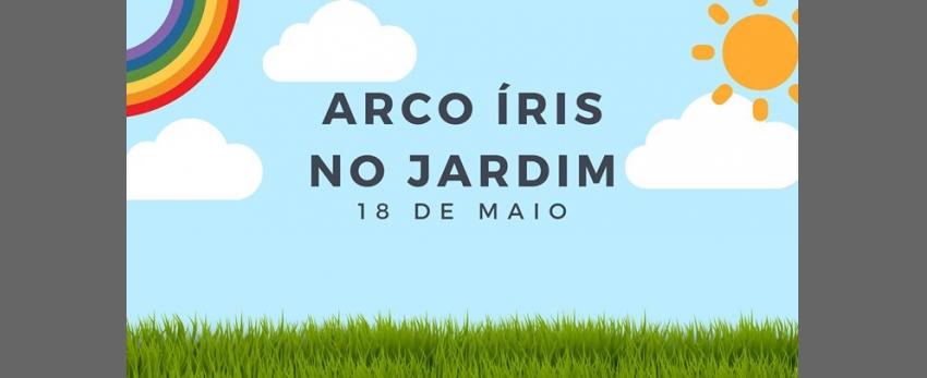 Arco-Íris no Jardim
