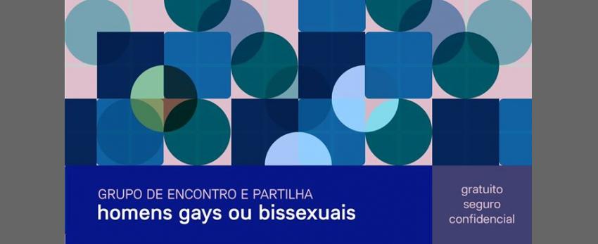 Grupo de Encontro e Partilha de Homens Gays ou Bissexuais