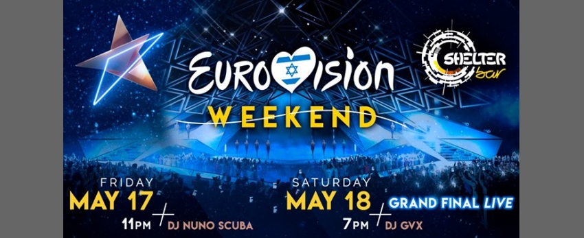 Eurovision Weekend - Grand Final Live!