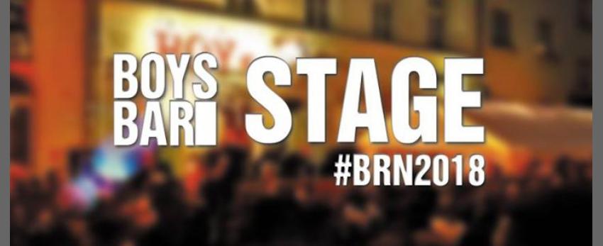 BRN 2018: Boys Bar Stage