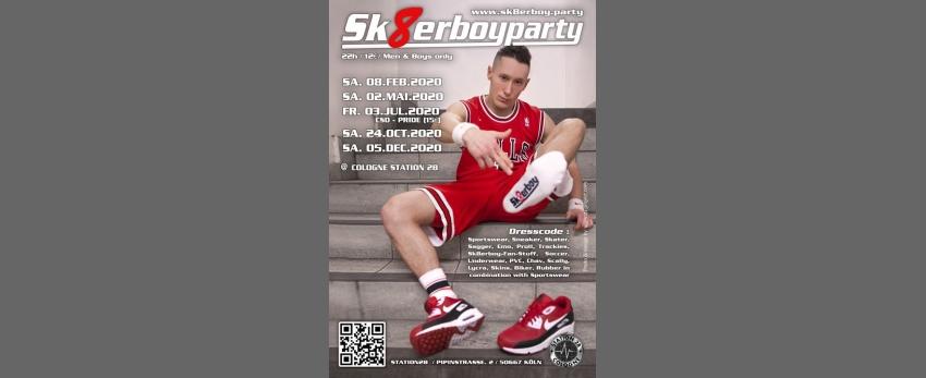 Sk8erboy Party 2020