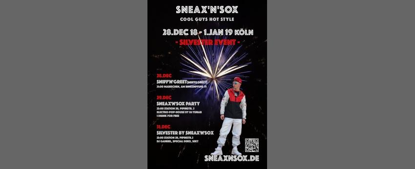 Silvester by SNEAX'n'SOX
