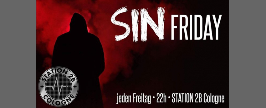 Sin Friday (no dresscode)