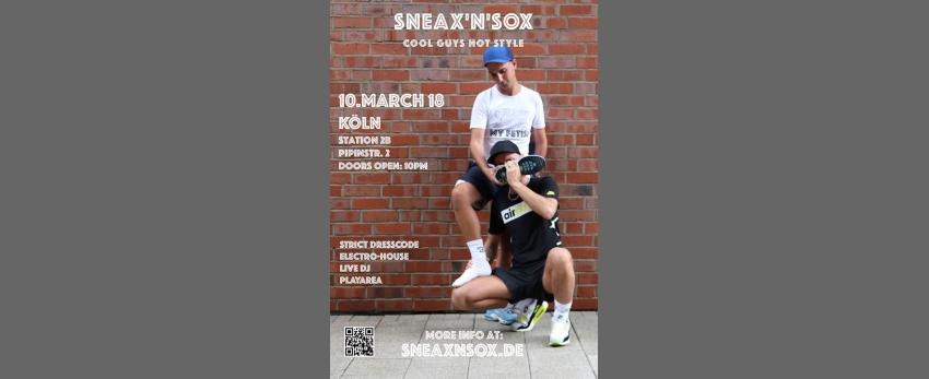 SNEAX'n'SOX PARTY 1/2018