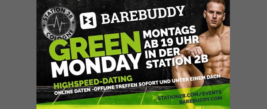 Green Monday - Barebuddy live