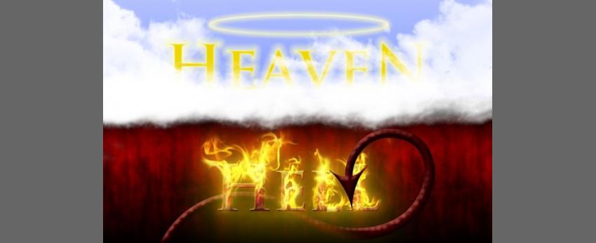 Heaven vs Hell (no dresscode)