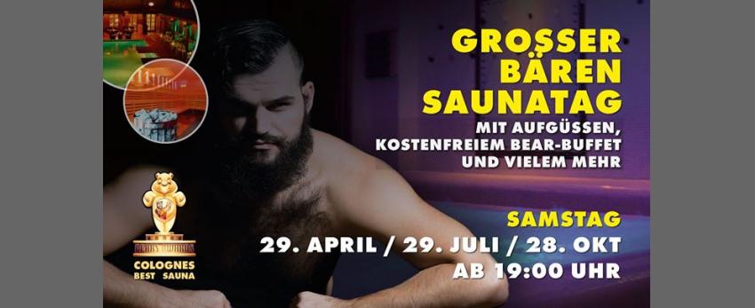 Bären-Sauna