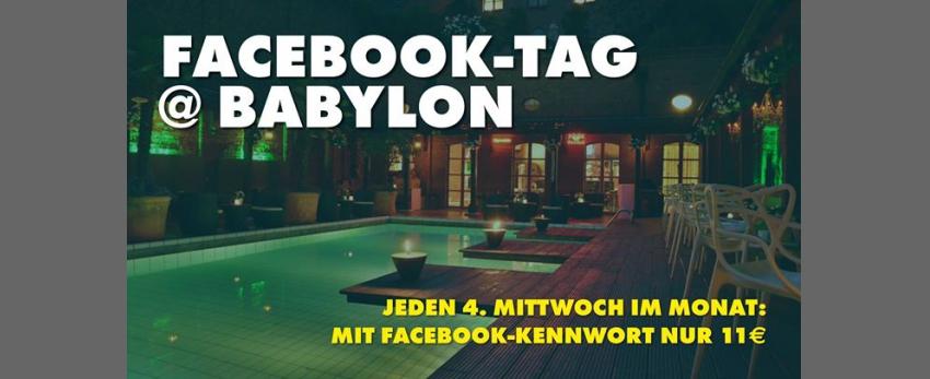 Facebook-Tag