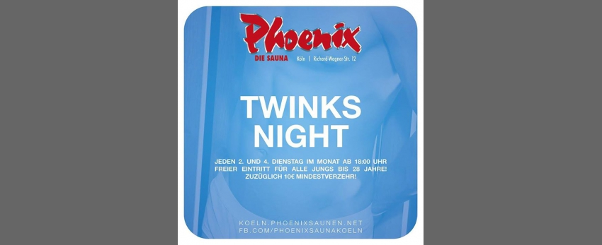 Twinks Night
