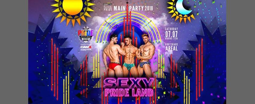 SEXY Pride Land 2018