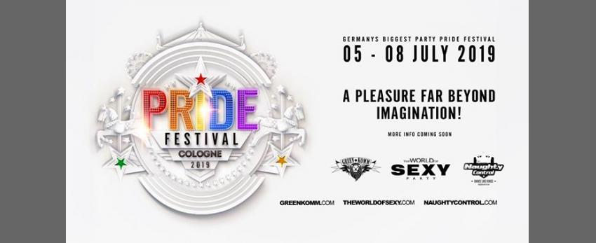 Pride Festival Cologne 2019 by SEXY Greenkomm Naughtycontrol