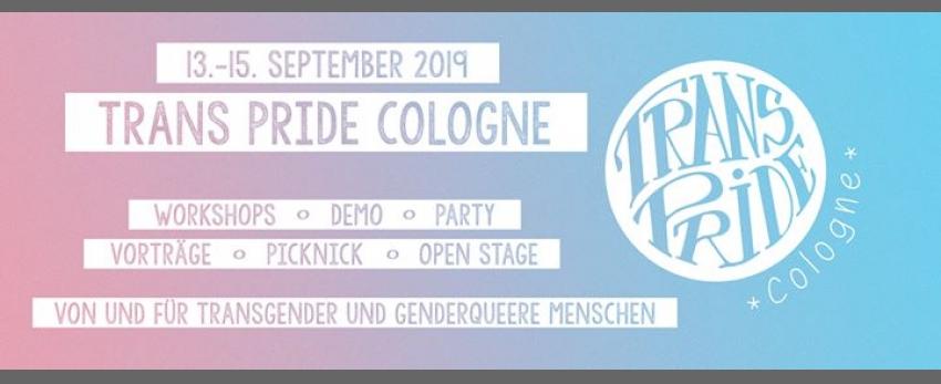 Trans Pride Cologne 2019